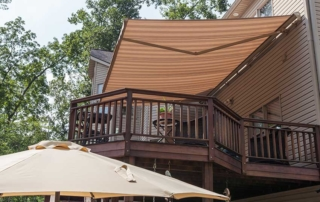 deck awning fort wayne
