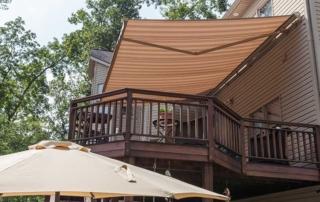 deck awning fort wayne