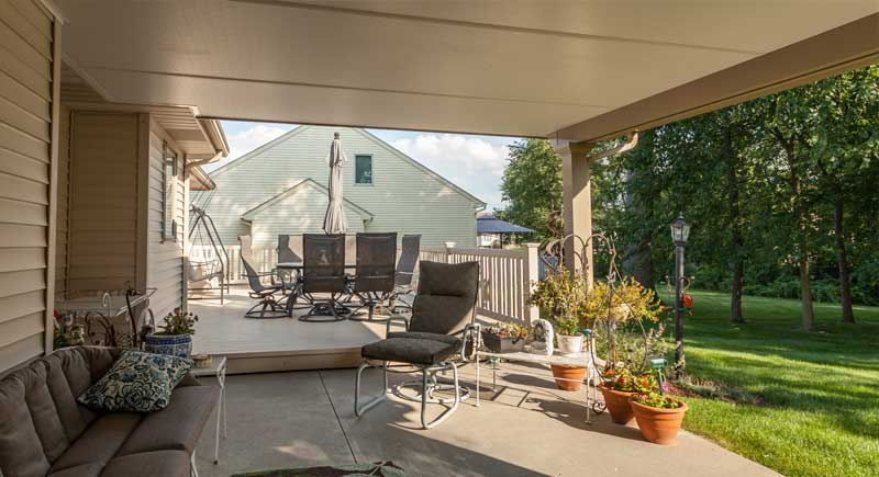 Patio Covers - W A  Zimmer Company