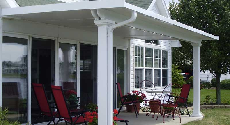 Patio Covers W A Zimmer Company