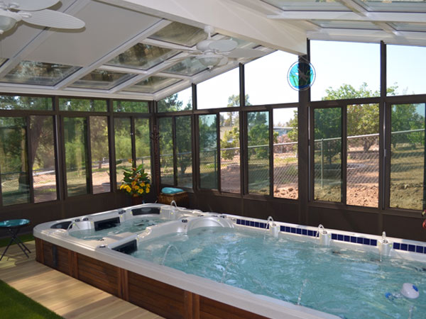 Hot Tub Room W A Zimmer Company