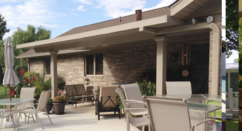 Patio Covers - W.A. Zimmer Company