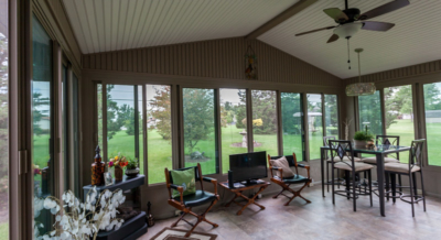 sunroom bluffton indiana