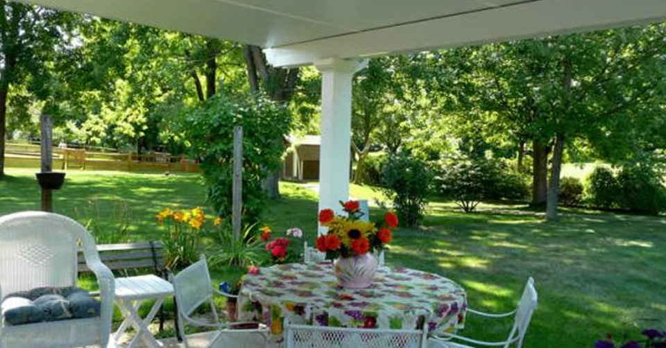 patio shade ideas for summer
