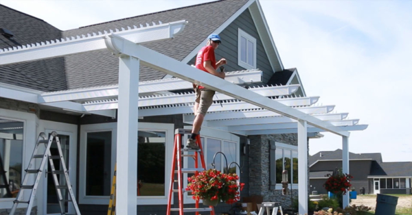 how much does a pergola cost
