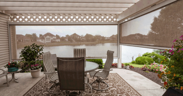 are motorized shade screens worth it