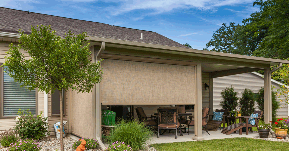 covered patio roof