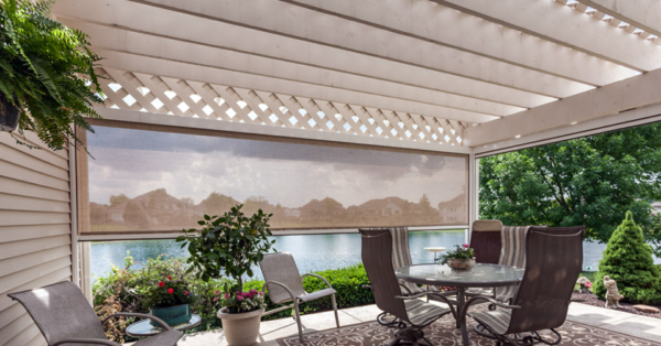best lake home shade ideas
